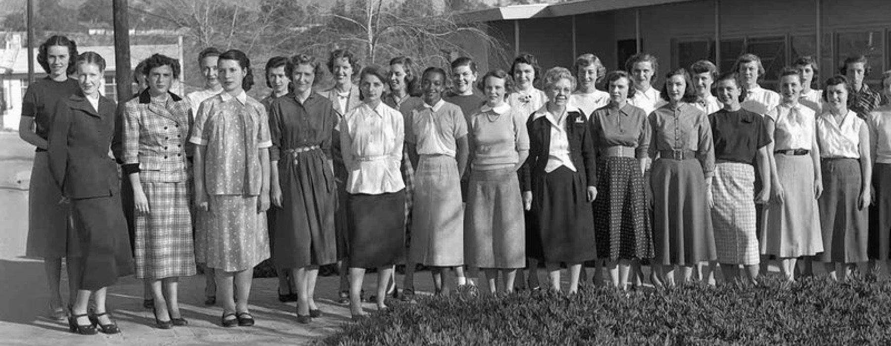 Mid-century mathematicians of JPL (Courtesy NASA/JPL-Caltech)