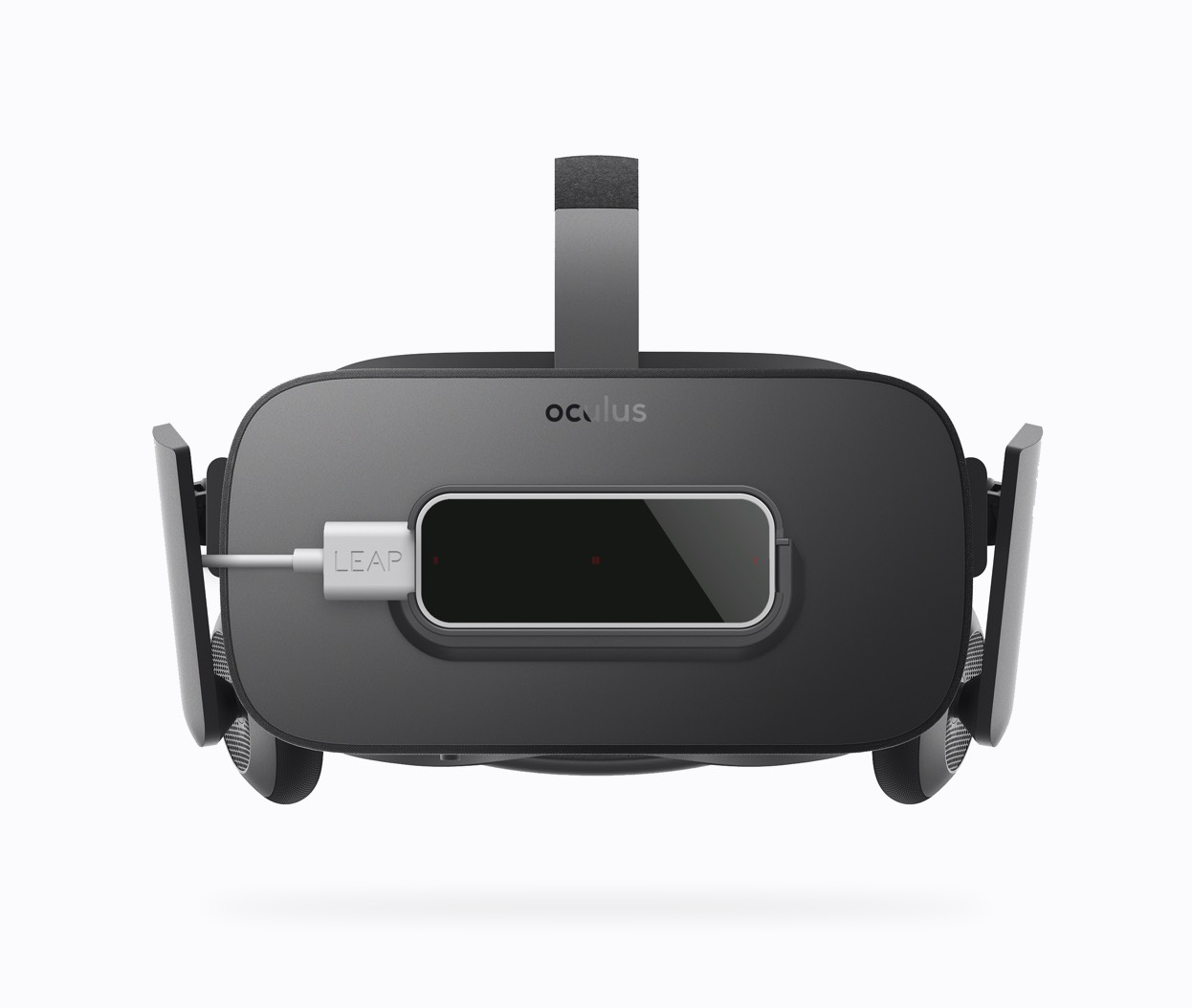 Leap Motion Oculus Rift mount