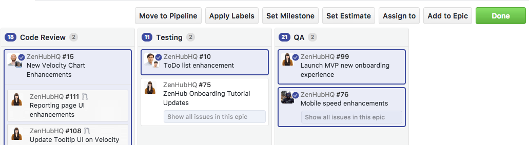 zenhub-board-multi-action-bar
