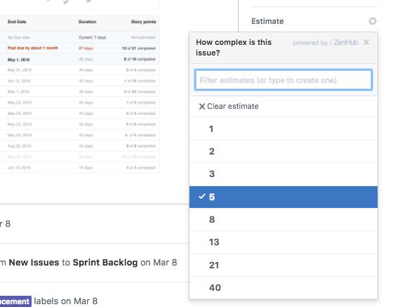 highlight-estimates